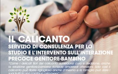 IL CALICANTO, centro di consulenza per lo studio e l'intervento sull'interazione precoce genitore bambino